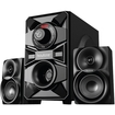 Boytone - Powered Wireless Speaker System  - Black