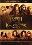 Middle-earth Theatrical Collection: 6-film Theatrical Versions [6 Discs] (dvd) 5629001