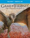 Game Of Thrones: Seasons 1-6 [blu-ray] 5629004
