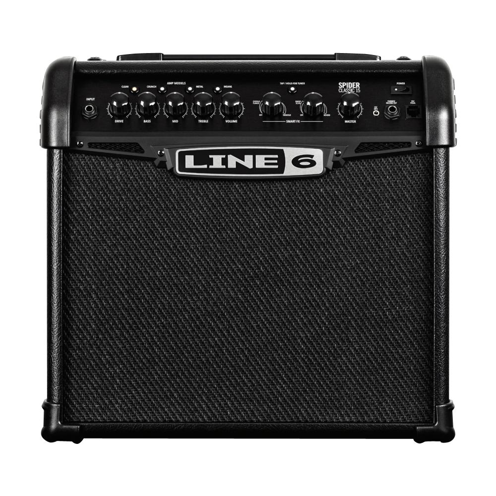 Line 6 - Spider Classic 15 15w Guitar Amplifier