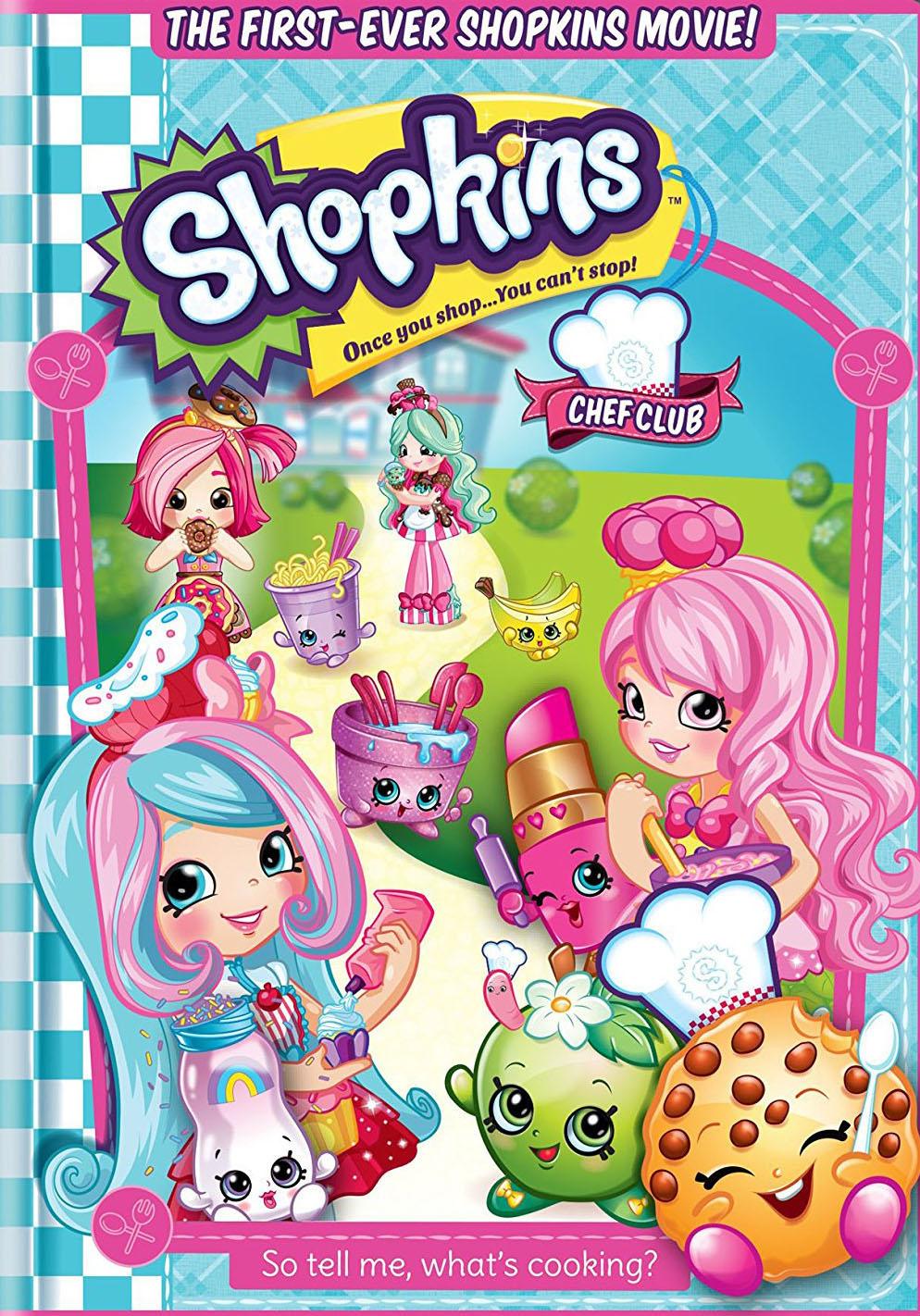 Shopkins: Chef Club (dvd) 5632001