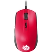 Steelseries - Usb Optical Mouse - Forged Red