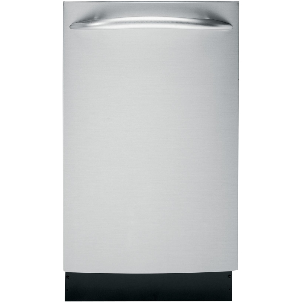 Ge Profile Series 18 Built In Dishwasher Stainless Steel At