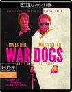 War Dogs [4k Ultra Hd Blu-ray/blu-ray] 5639303