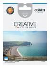 Cokin - X-pro Series B1 130mm X 170mm Graduated Blue Lens Filter - Blue 5641209