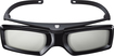 Sony - Battery-operated Active 3d Glasses - Black 5641331