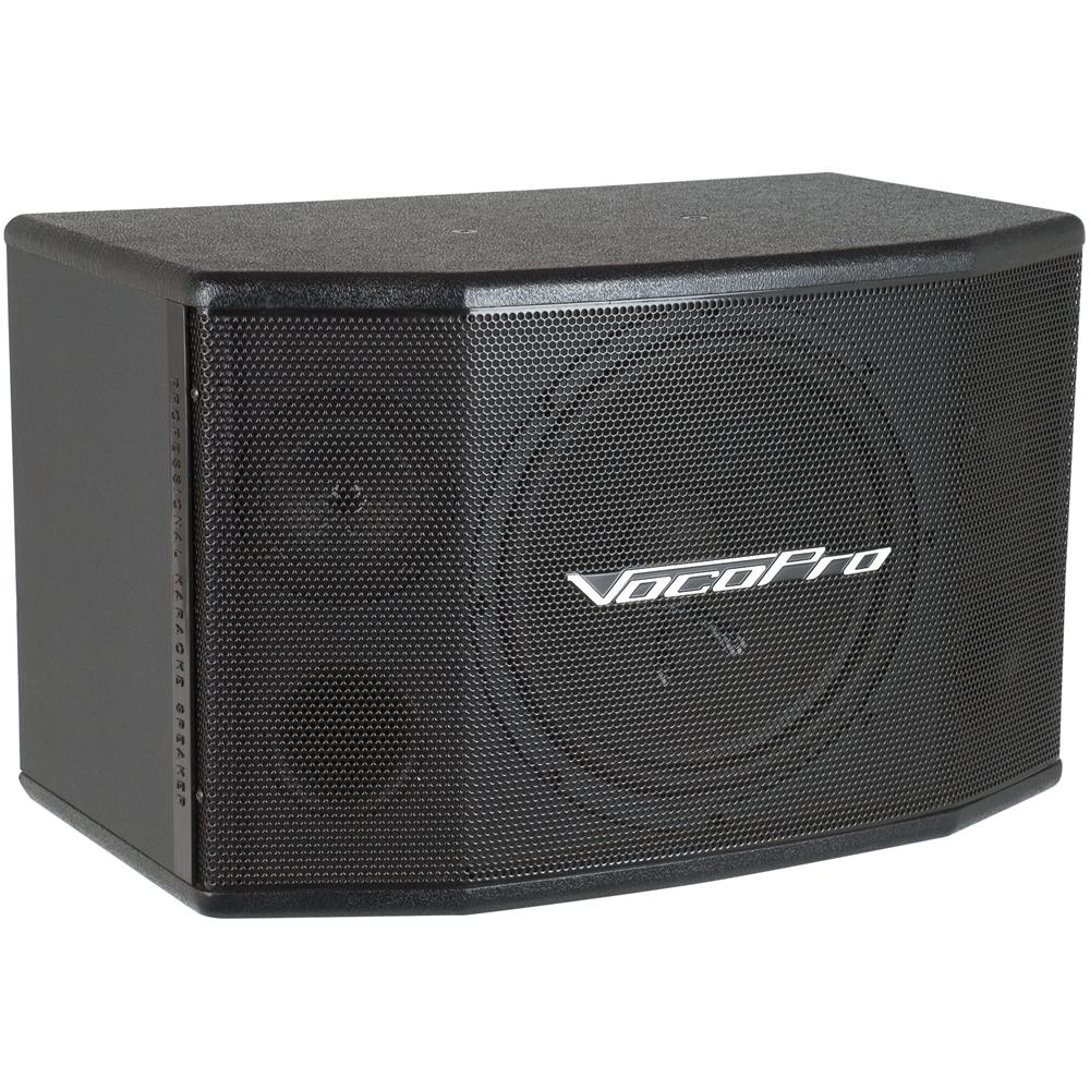 """Vocopro - 10"""" 250-watt Passive 2-way Speaker (each) - Black 5641539"""