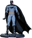 Dc Collectibles - Dc Comics Icons: Batman Statue - Black/white 5641610
