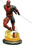 Diamond Select Toys - Marvel Gallery: Deadpool Pvc Figure - Red/black 5641615