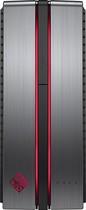 Hp - Omen By Hp Desktop - Intel Core I3 - 8gb Memory - 1tb Hard Drive - Hp Finish In Brushed Aluminum thumbnail
