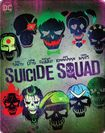 Suicide Squad: Steelbook [includes Digital Copy] [4k Ultra Hd Blu-ray/blu-ray] [only @ Best Buy] 5649100