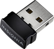Insignia™ - Bluetooth 4.0 USB Adapter - Black