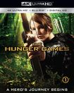 The Hunger Games [4k Ultra Hd Blu-ray/blu-ray] [includes Digital Copy] 5655549