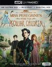 Miss Peregrine's Home For Peculiar Children [includes Digital Copy] [4k Ultra Hd Blu-ray/blu-ray] 5656132