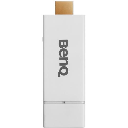 BenQ - Qcast Streaming Media Player - White