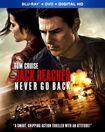Jack Reacher: Never Go Back [includes Digital Copy] [blu-ray/dvd] 5657004