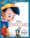 Pinocchio [blu-ray/dvd] [2 Discs] 5657241
