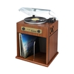 Spectra - Studebaker Bluetooth Stereo Audio System - Brown