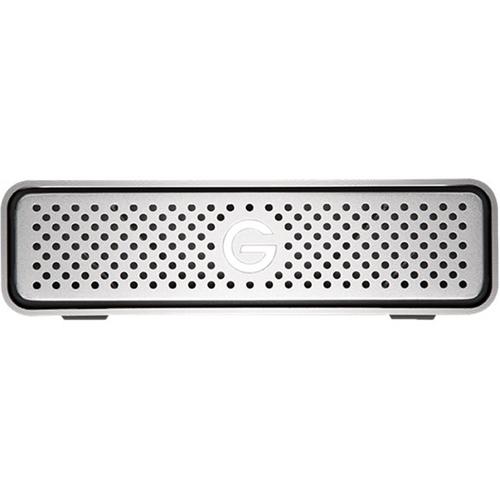 G-Technology - G-DRIVE 10TB External USB 3.0 Hard Drive - Silver