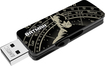 EMTEC - Batman Guardian 8GB USB 2.0 Flash Drive - Black