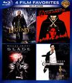 Sci-fi Action: 4 Film Favorites [4 Discs] [blu-ray] 5659702