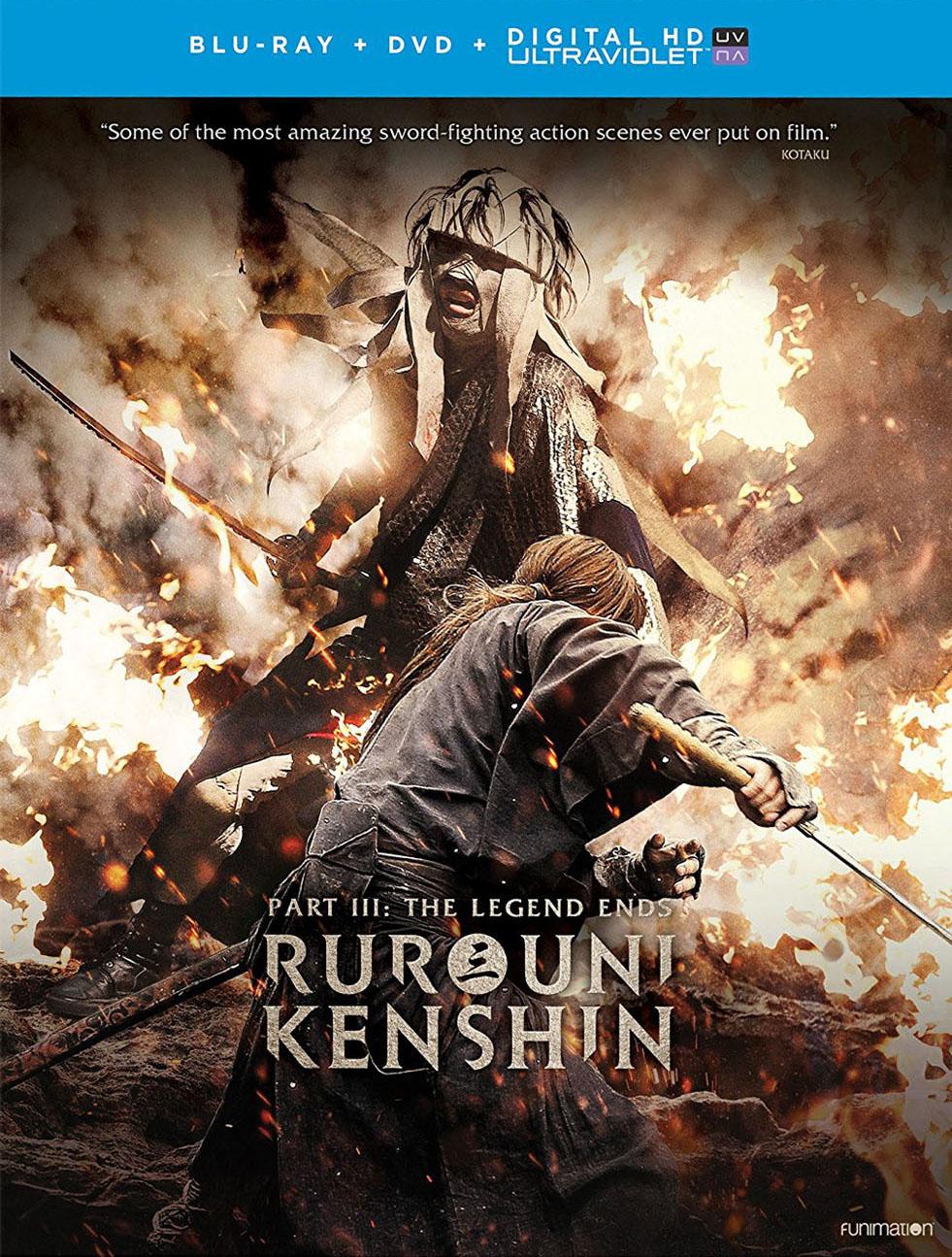 Rurouni Kenshin: The Legend Ends [blu-ray] [2 Discs] 5661503