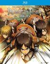 Attack On Titan: The Complete Season One [blu-ray] [4 Discs] 5661504