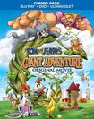 Tom And Jerry's Giant Adventure [2 Discs] [blu-ray/dvd] 5663021