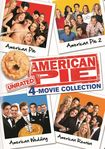 American Pie: 4-movie Collection [unrated] [4 Discs] (dvd) 5664002