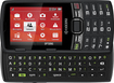 PayLo by Virgin Mobile - Kyocera Contact No-Contract Cell Phone - Black