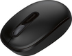 Microsoft - Mobile Mouse 1850 Wireless Mouse - Black