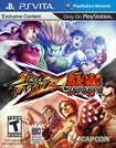 Street Fighter X Tekken - PS Vita