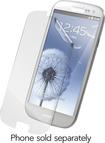 ZAGG - InvisibleShield HD for Samsung Galaxy S III Mobile Phones - Clear