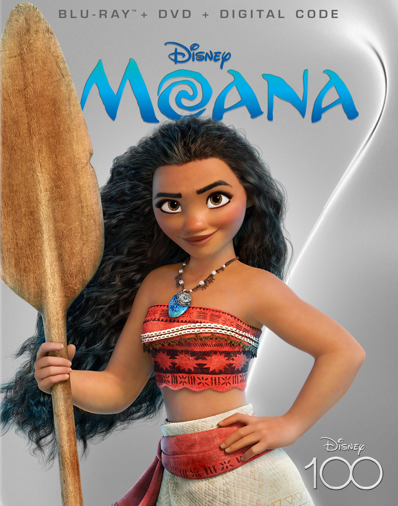 Moana [includes Digital Copy] [blu-ray/dvd] 5669101