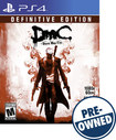 Dmc Devil May Cry: Definitive Edition - Pre-owned - Playstation 4 5678026