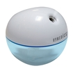 Homedics - 0.05 Gal. Ultrasonic Humidifier - Gray 5682101