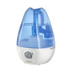 Homedics - 1 Gal. Ultrasonic Cool Mist Humidifier - Blue/white 5682300