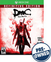 Dmc Devil May Cry: Definitive Edition - Pre-owned - Xbox One 5683085