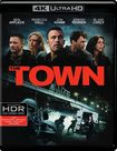 The Town [4k Ultra Hd Blu-ray/blu-ray] [ultraviolet] [includes Digital Copy] 5686815