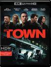 The Town [4k Ultra Hd Blu-ray/blu-ray] [ultraviolet] [includes Digital Copy] 5686815