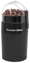Proctor Silex - Fresh Grind Coffee Grinder - Black