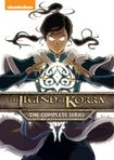 The Legend Of Korra: The Complete Series [8 Discs] (dvd) 5687902