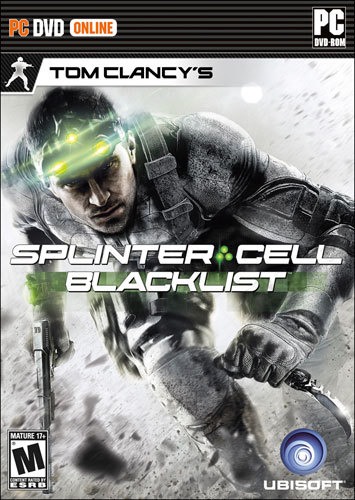 PC-TOM CLANCY'S SPLINTER...