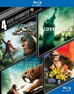 Colossal Monster Collection: 4 Film Favorites [4 Discs] [blu-ray] 5689112