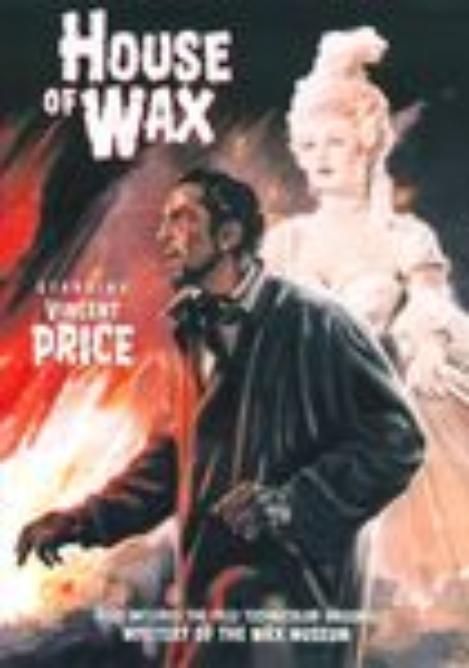 House Of Wax (dvd) 5689132