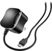 Insignia™ - Micro USB Wall Charger for Select Samsung Mobile Devices - Black