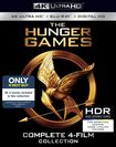The Hunger Games Collection [4k Ultra Hd Blu-ray/blu-ray] 5691900