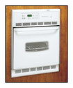 """Frigidaire - 24"""" Built-in Single Electric Wall Oven - Black (Special Order)"""
