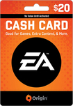 Electronic Arts - EA Origin Wallet Card ($20)