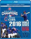 Mlb: 2016 World Series Collector's Edition [blu-ray] 5705530